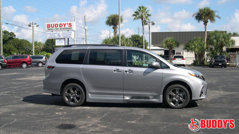 Miami Fl Wheelchair, Vans 2018 Toyota Sienna BraunAbility Toyota Rampvan XLwheelchair van for sale