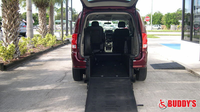 Okeechobee Fl Wheelchair, Vans 2018 Dodge Grand Caravan wheelchair van for sale