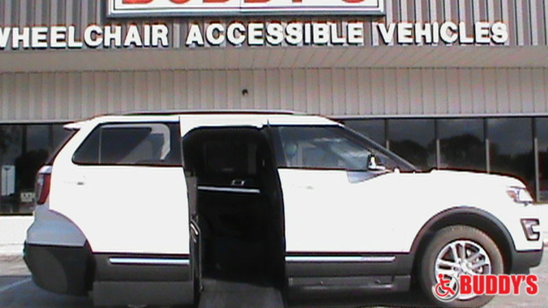 Jupiter Fl Wheelchair, Vans 2017 Ford Explorer BraunAbility MXV Wheelchair SUVwheelchair van for sale