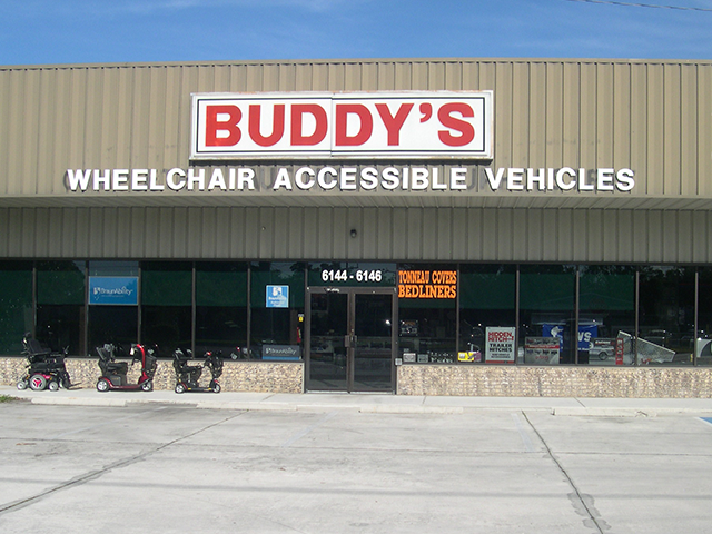 Buddy's Holiday Mobility's Facility in Fort Pierce, FL