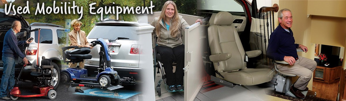 Used Mobility Equipment For Sale