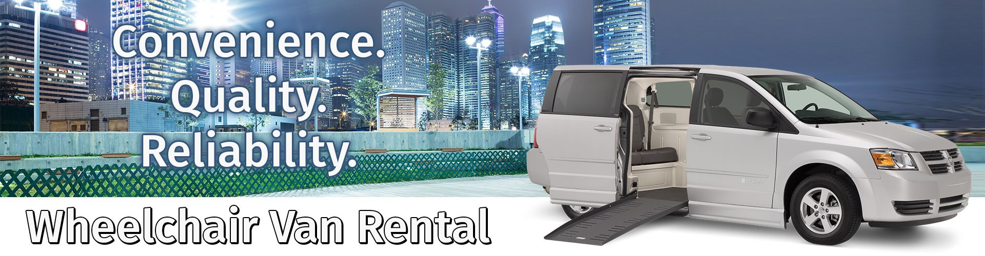 Wheelchair Van Rental Florida